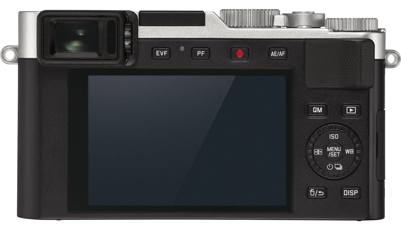 Leica D-Lux 7, вид сзади