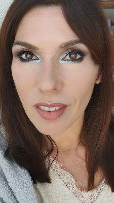Maquillajes GLAM versión low cost: PLATA 04