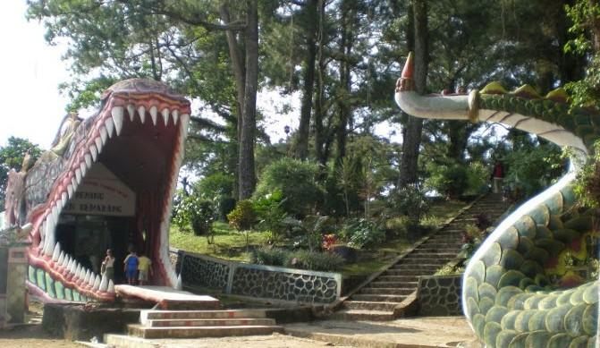 Daya Tarik Objek Wisata Bukit Cinta Di Salatiga Jawa Tengah Ihategreenjello