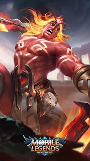 Lapu-Lapu Vulcan Heroes Fighter Assassin of Skins