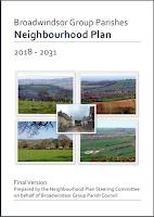 Cover of Broadwindsor Neighbourhood Plan