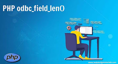 PHP odbc_field_len() Function