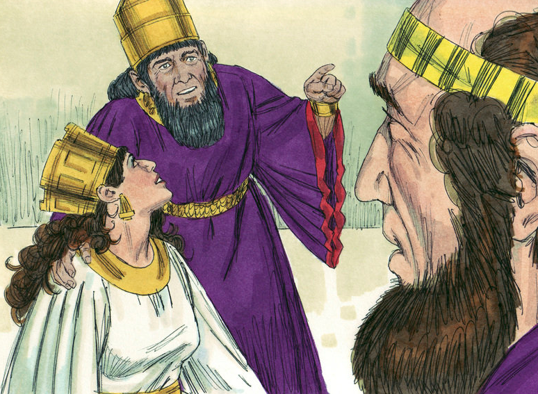 esther in the bible summary