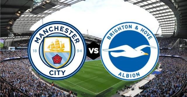 بث مباشر مباراة مانشستر سيتي وبرايتون اليوم 11-7-2020 الدوري الإنجليزي