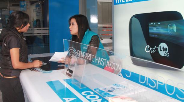 CNT incrementa su participación en el mercado de smartphones en el Ecuador