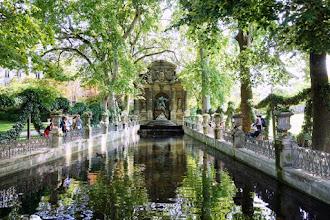 Paris : Fontaine Médicis au jardin du Luxembourg, les multiples métamorphoses d'une icône - VIème