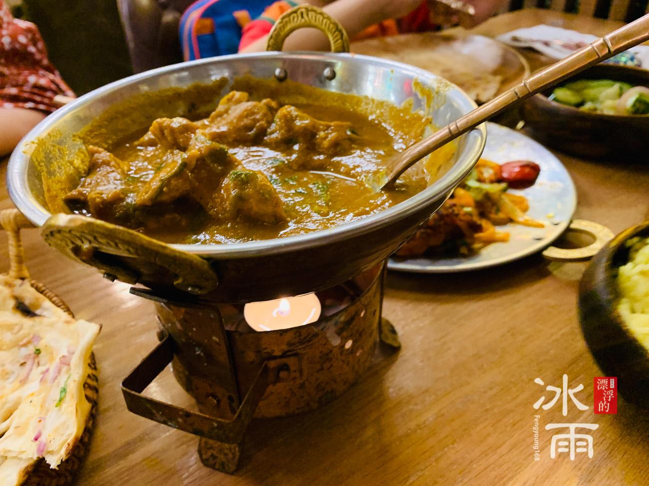 印渡風情|印度料理餐廳|咖哩雞肉