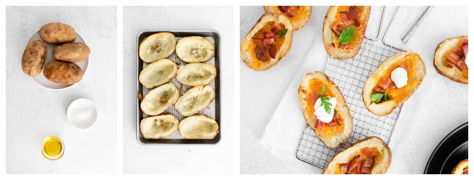 easiest loaded potato recipe
