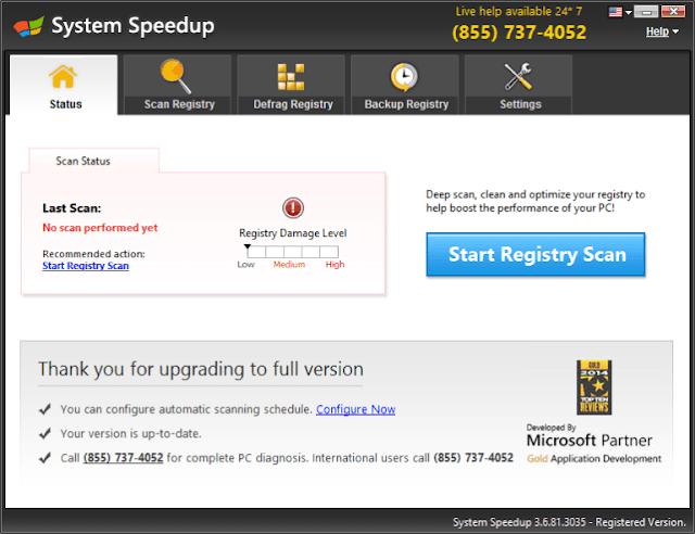 System SpeedUp 3.6.81.3035 Crack is Here [Latest]