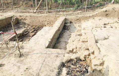 1200-year-old Buddhist monastery discovered in Bangladesh