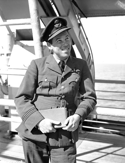 Flight Lieutenant A. Keith Ogilvie, DFC, 4 July 1941 worldwartwo.filminspector.com