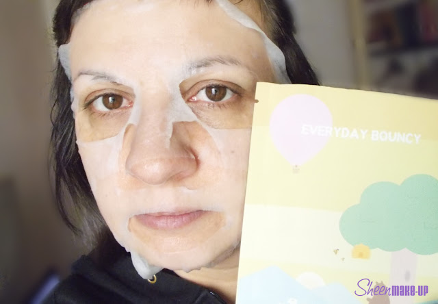 Everyday Bouncy Facial Mask PACKage