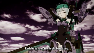 DOWNLOAD Frame Arms Girl Episode 7 Subtitle Indonesia
