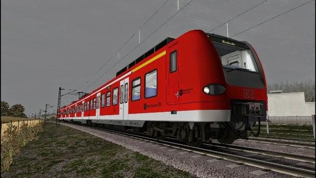 Train Simulator 2014 PC Games Gameplay