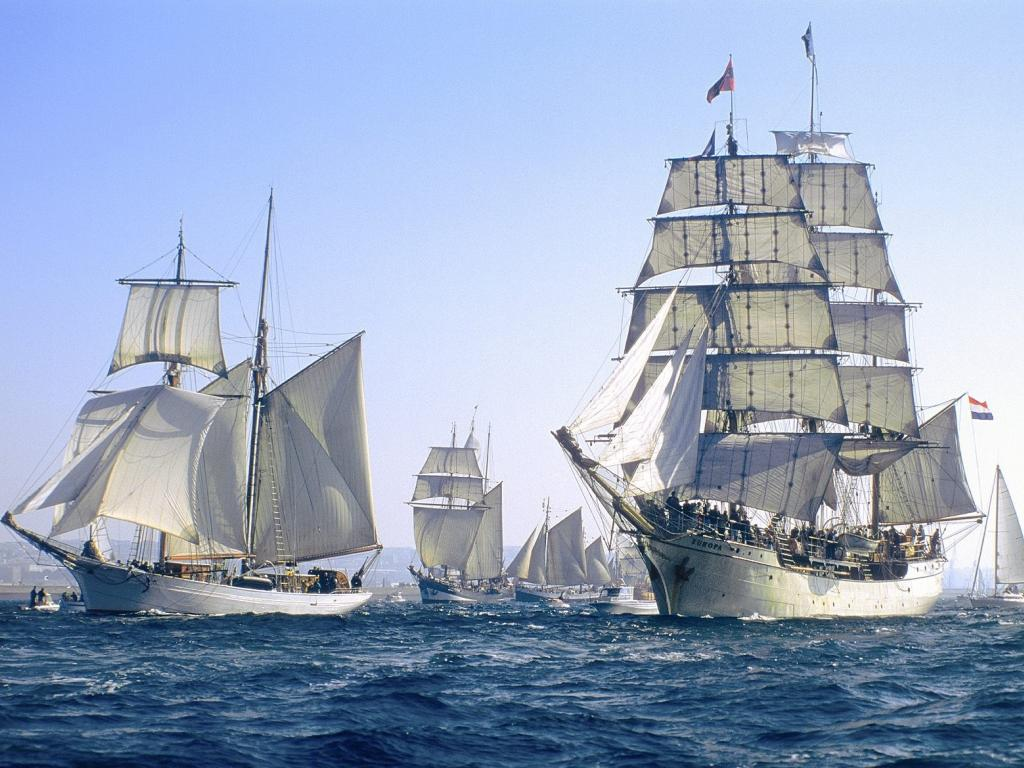 Beautiful Wallpapers: Beautiful Ships