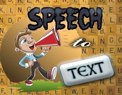Speech To Text (Alih Suara Menjadi Text), Jadikan Menulis Semudah Berbicara