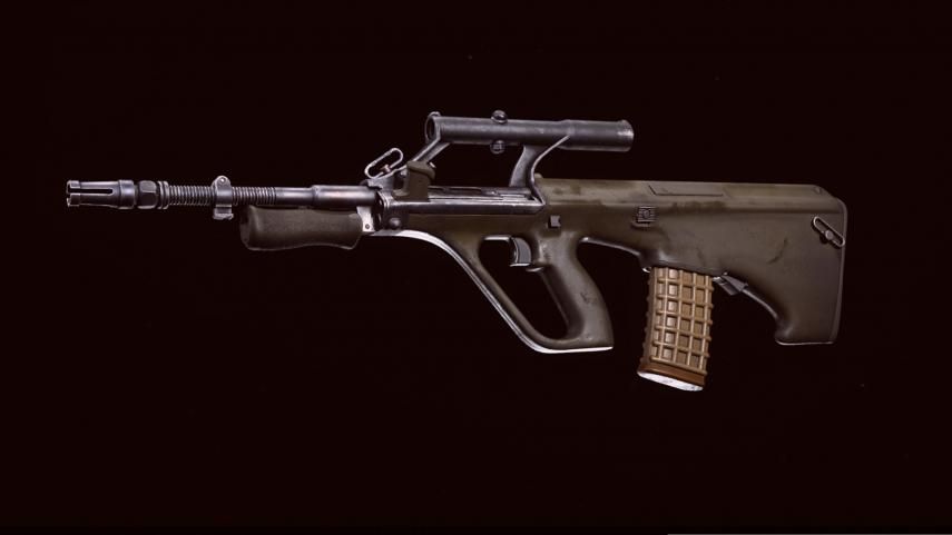 Best Steyr AUG Class (May 2021) in COD Warzone