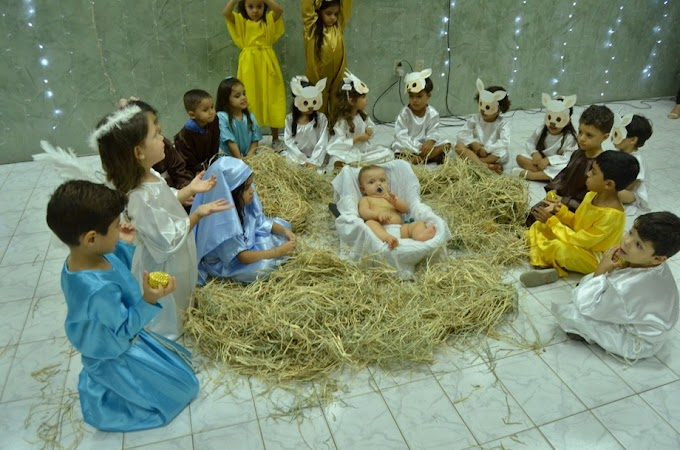 Centro Educacional Ludos promove Cantata de Natal e formatura do ABC