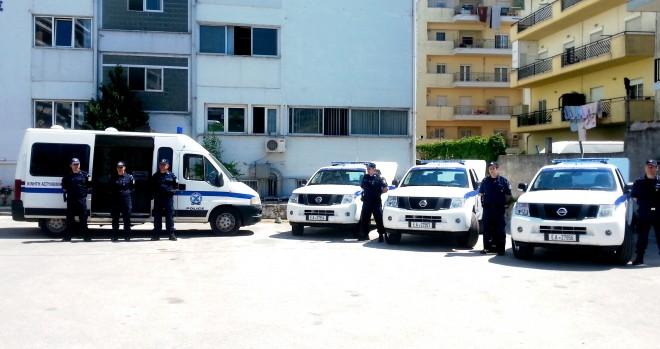 Ξάνθη: Τα δρομολόγια της Κινητής Αστυνομικής Μονάδας