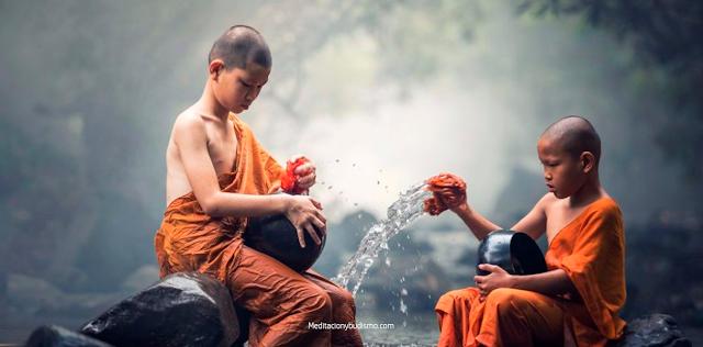 Consejos de un monje budista para limpiar tu casa y tu mente