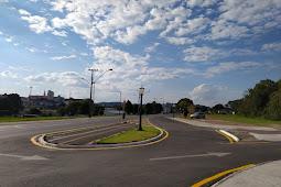 Nova via de acesso à Vila Rio Branco deve melhor tráfego Centro x Bairro em Castro