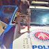 Cadela farejadora da Polícia Militar encontra droga em praça de cidade do interior baiano