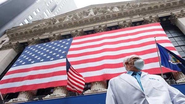 EE.UU. rompe el récord diario de contagios con más de 45.000
