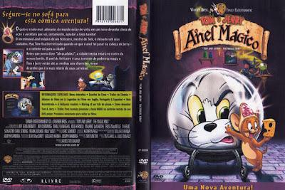 Tom e Jerry o anel mágico