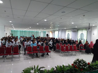 Pembekalan Wisudawan/Ti Mahasiswa UMRI 2019