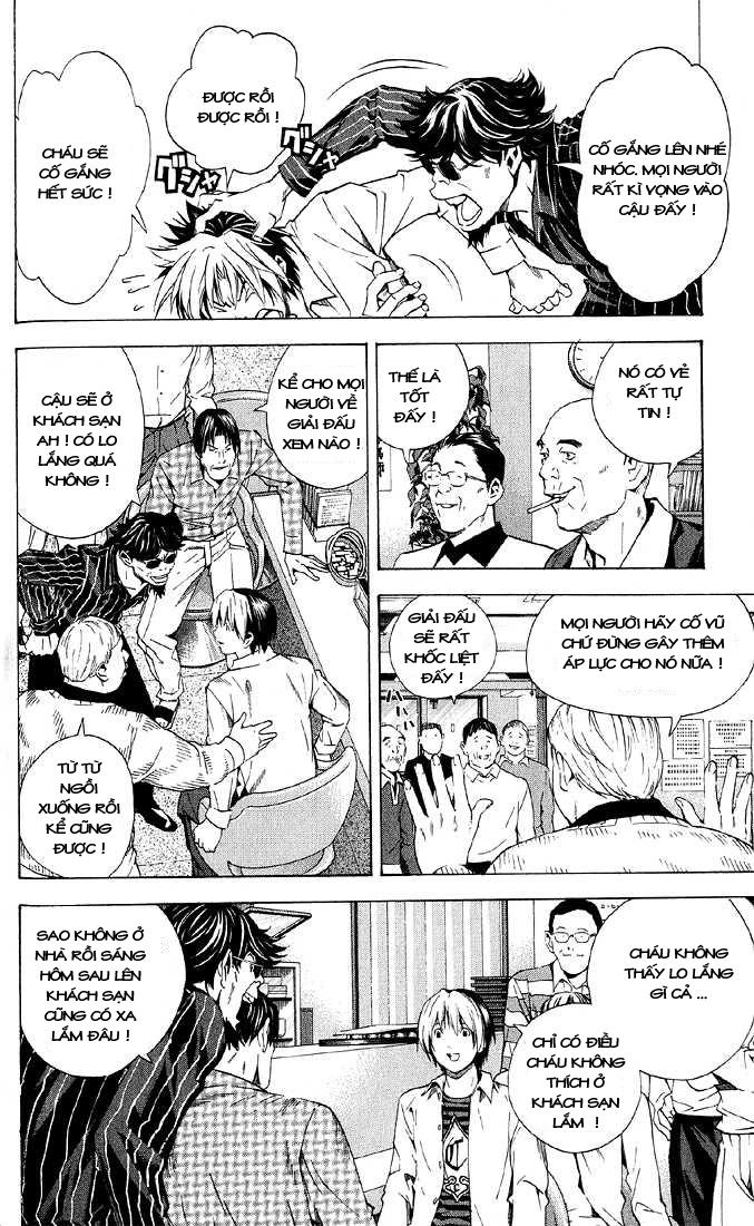 Hikaru No Go hikaru no go chap 169 trang 4