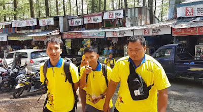 Outbound Training dan CityTour 7