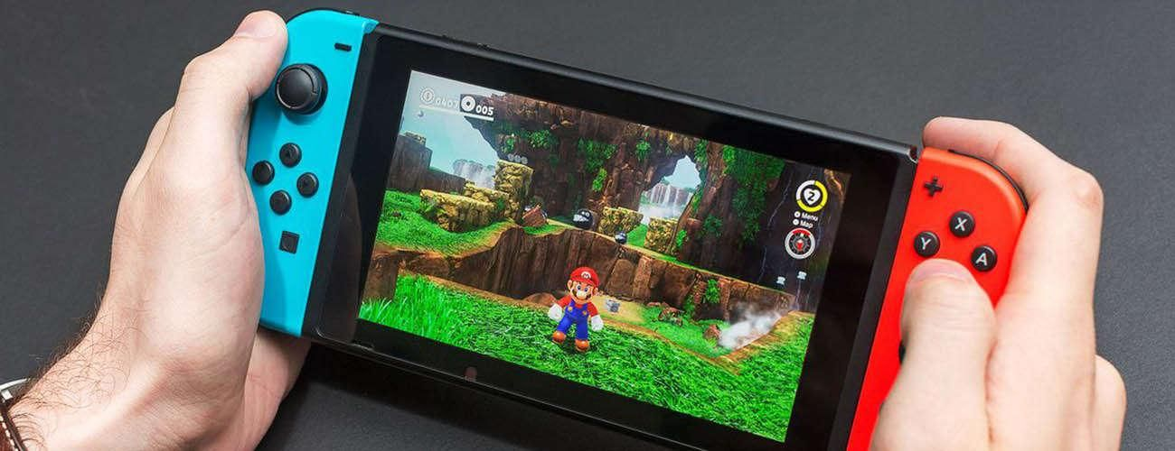 Ditengah Pandemik, Konsol Nintendo Switch Terjual Hingga 55,77 Juta Unit