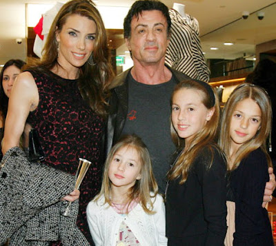 I am Fake Beliebers: Sylvester Stallone Childhood Photos