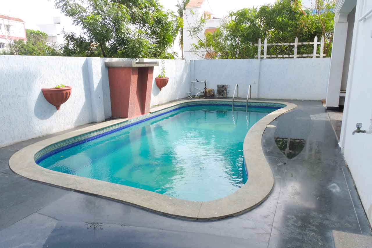 ecr beach house for 1 day rent