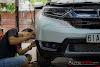 Honda CRV nâng cấp bi gầm tăng sáng gấp đôi