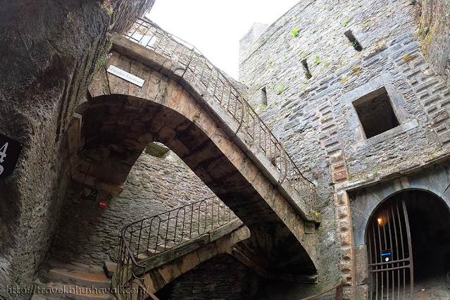 military architect vauban bouillon castle