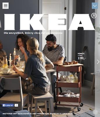 Ikea Catalog 2017 Polska Poland