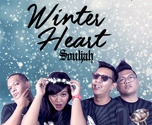 Lirik Lagu Souljah - Winter Heart