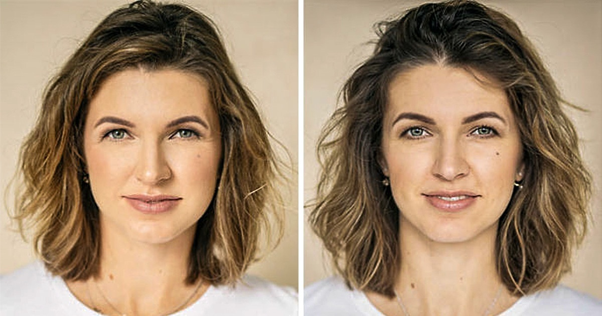 A Photographer Captures Women Before and After Becoming Mothers, and You Can See Everything in Their Eyes