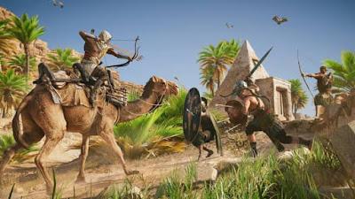 تحميل لعبة Assassin's Creed: Origins للكمبيوتر كاملة