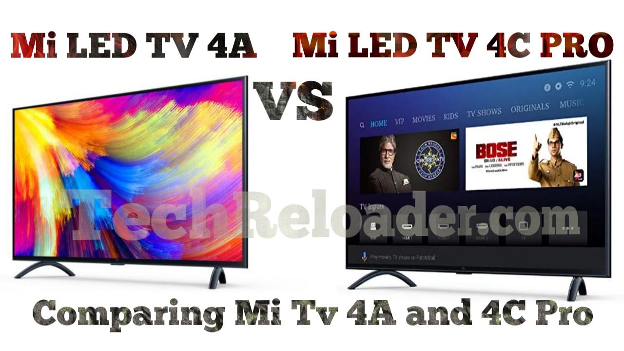 Mi Tv 4C 4A Pro Tips — ZwiftItaly