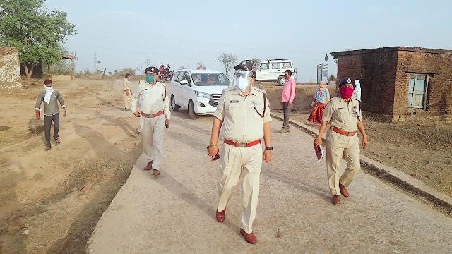 आज सभी कोविड रिपोर्ट निगेटिव रही, 19 सेंपलों की रिपोर्ट आना अभी शेष.. SP ने कंटेनमेंट जोन का निरीक्षण किया.. ईद पर व्यवस्थाएं चाक-चौबंद रखने पुलिस अधिकारियों को निर्देशित किया.. शांति समिति के निर्णय अनुसार  ईदगाह के बजाए घरों में नवाज अदा करने कहां..
