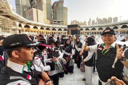 Lepas dari Rombongan,  Cari Petugas Haji di Posko Ini!