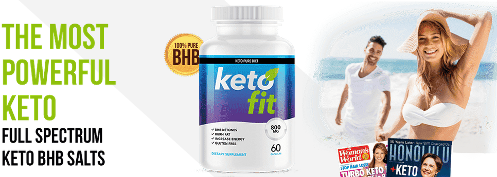 Keto Fit - Weight Loss