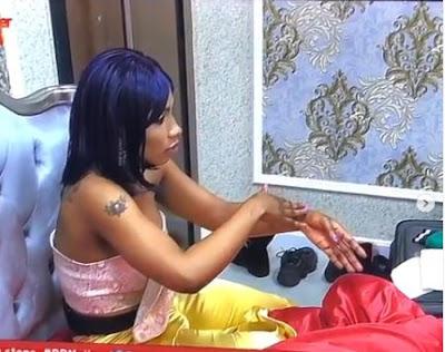 """#BBNaija: """"Khafi Is Low Budget Tacha"""" - Mercy Tells Diane"""