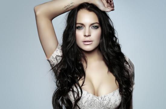Hot Celebrity Lindsay Lohan