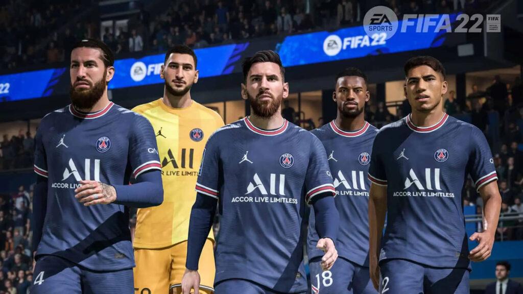 FIFA 22 oceny piłkarzy