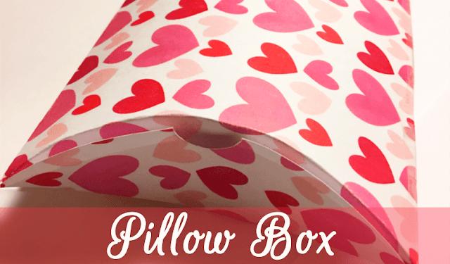 Valentine Pillow Box DIY