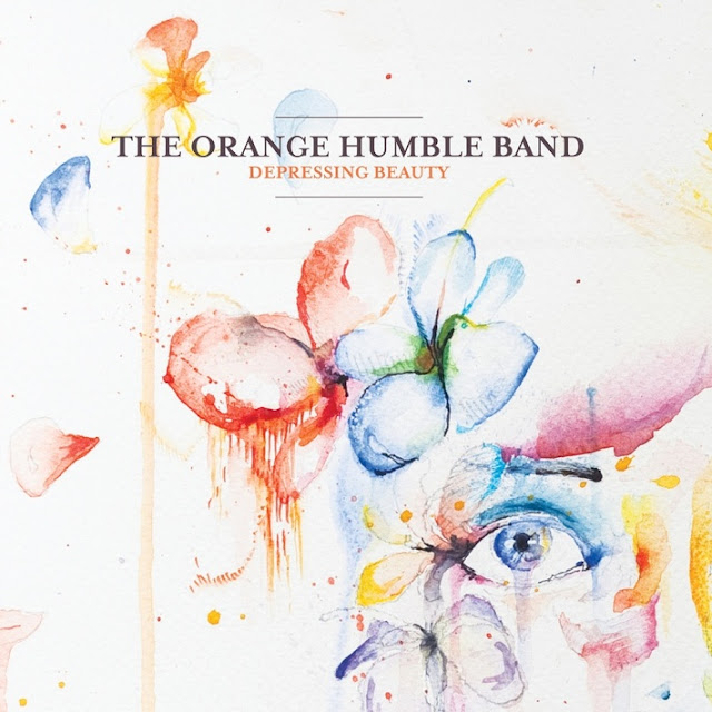 disco ORANGE HUMBLE BAND - Depressing beauty