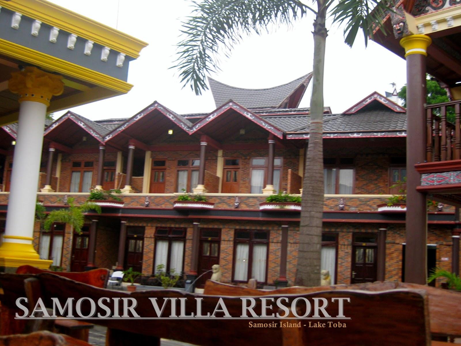 Hotel terbaik di Pulau Samosir